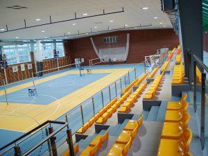 obóz sportowy w Człopie