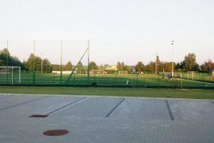 Obóz sportowy w stężycy