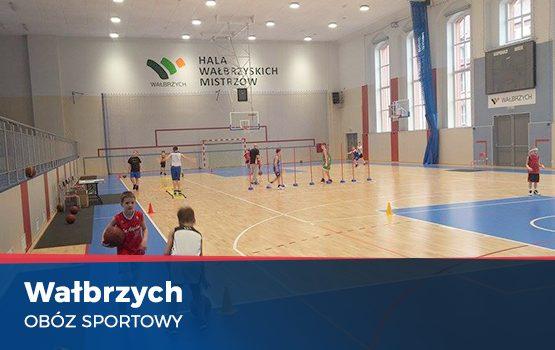 obóz sportowy Wałbrzych