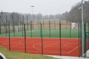 Obóz sportowy w skokach